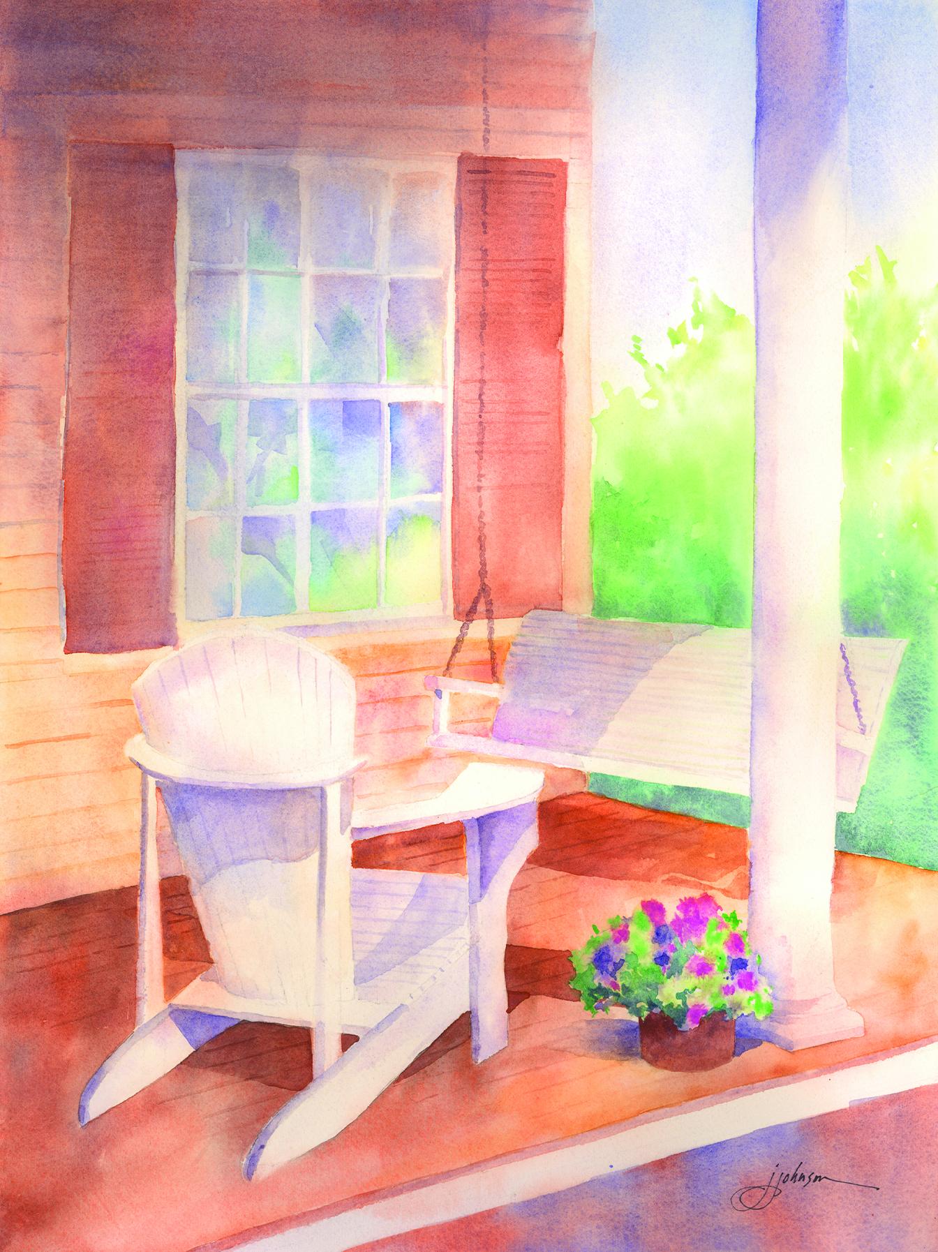 Natalie's Porch